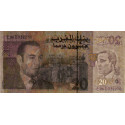 Maroc - Pick 68 - 20 dirhams - 2005 - Etat : NEUF