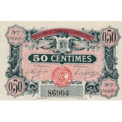 Angoulême - Pirot 009-33-2 - 50 centimes