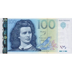 Estonie - Pick 88a - 100 krooni - 2007 - Etat : NEUF