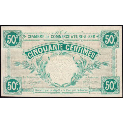 Chartres (Eure-et-Loir) - Pirot 45-01 - 50 centimes - Etat : NEUF