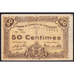 Chateauroux - Pirot 46-22 - 50 centimes - Etat : TB