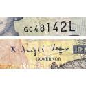 Est Caraïbes - Sainte Lucie - Pick 38l - 10 dollars - 2001 - Etat : TB-