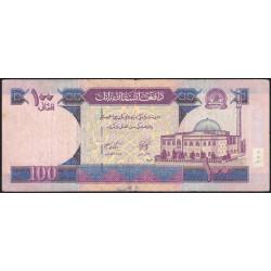 Afghanistan - Pick 70b_1 - 100 afghanis - 2004 - Etat : TB+
