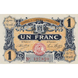 Angoulême - Pirot 009-47 - 1 franc
