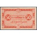 Algérie - Pick 97a - 50 centimes - Série C - 1944 - Etat : TTB-