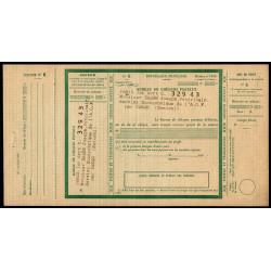 Sénégal - Chèque Postal - 1920 - Etat : SUP