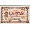 Granville - Pirot 60-06- 1 franc - Spécimen - 1915 - Etat : SUP