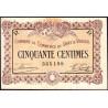 Gray / Vesoul - Pirot 62-07 - 50 centimes - 1915 - Etat : SUP+