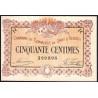Gray / Vesoul - Pirot 62-07 - 50 centimes - 1915 - Etat : SPL