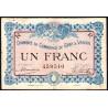Gray / Vesoul - Pirot 62-09 - 1 franc - 1915 - Etat : B+
