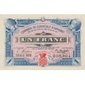 Annonay - Pirot 11-20 - 1 franc - Etat : SPL