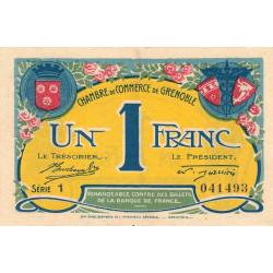 Grenoble - Pirot 063-20-1 - 1 franc