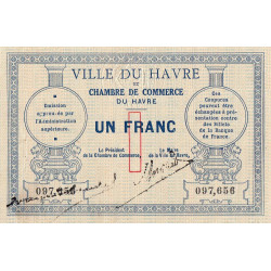 Le Havre - Pirot 068-04 - 1 franc