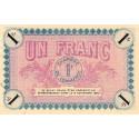 Auxerre - Pirot 17-1 - 1 franc - Etat : TTB